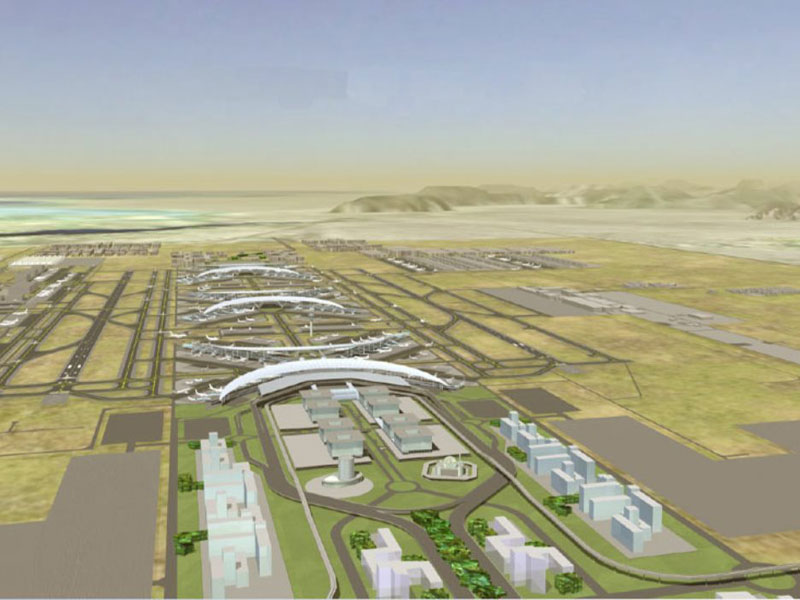 Saudi Arabia to Spend $1.33bn on Airport Projects