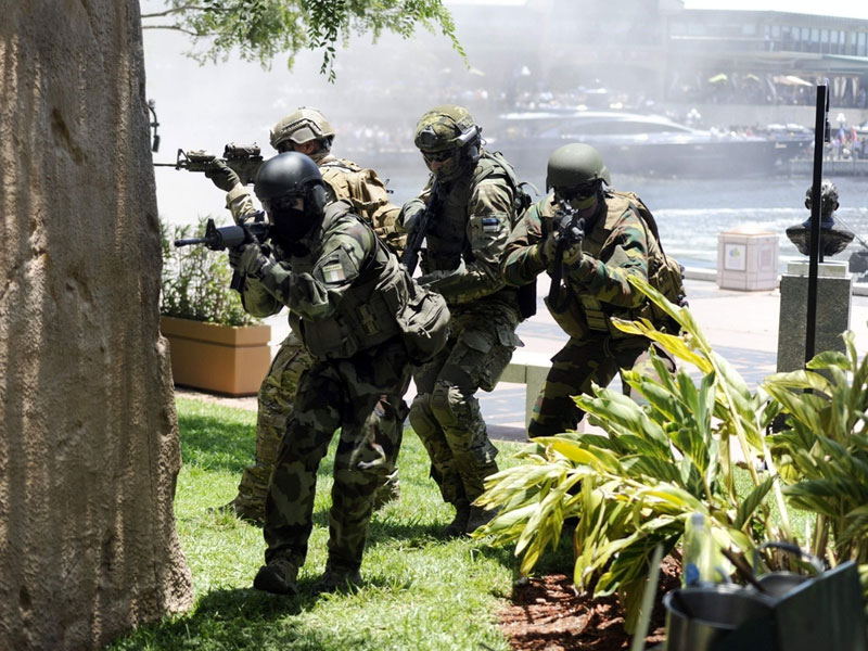 """US, French, Algerian Special Forces """"Sent on Libya Mission"""""""