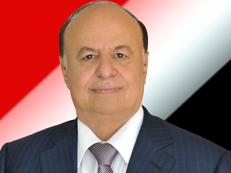 Yemen's President Meets US Homeland Security Official