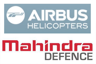 Airbus Helicopters Teams up with India's Mahindra