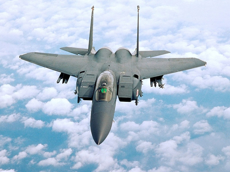 BAE Systems to Develop EW Upgrades for USAF F-15 Fleet