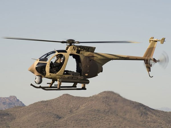 Boeing, SAEI, Alsalam Aircraft to Establish Rotorcraft Support Center in Saudi Arabia