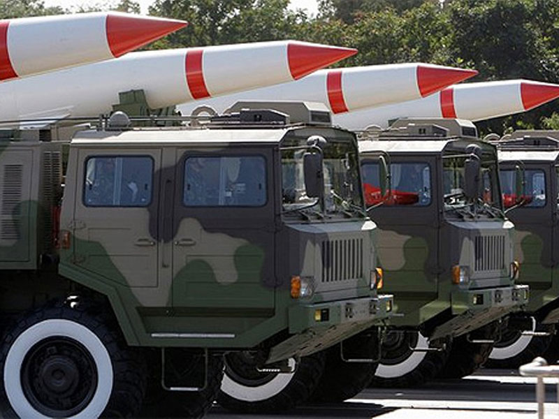 China to Increase Defense Budget by 10% in 2015