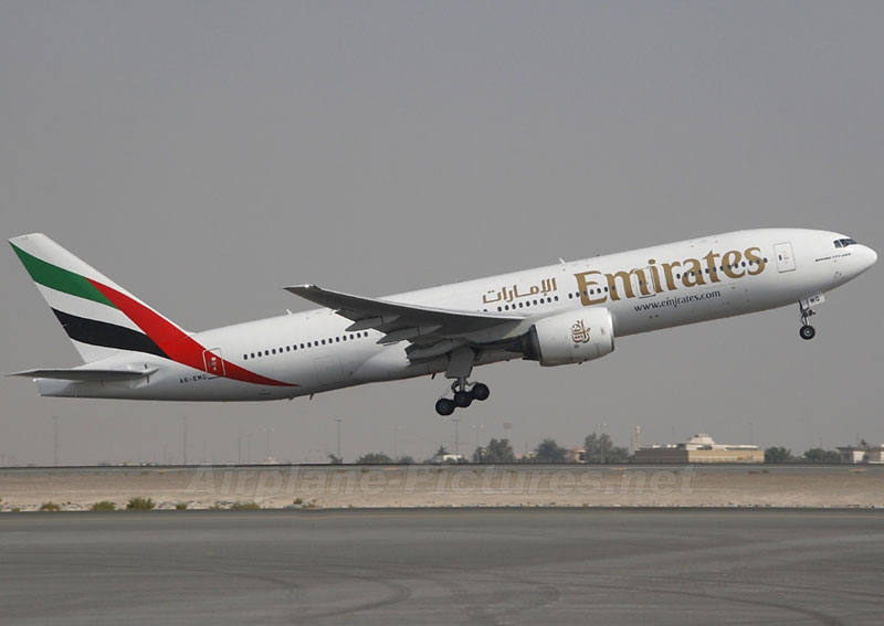 Emirates Airline Phases Out Last Remaining Boeing 777-200