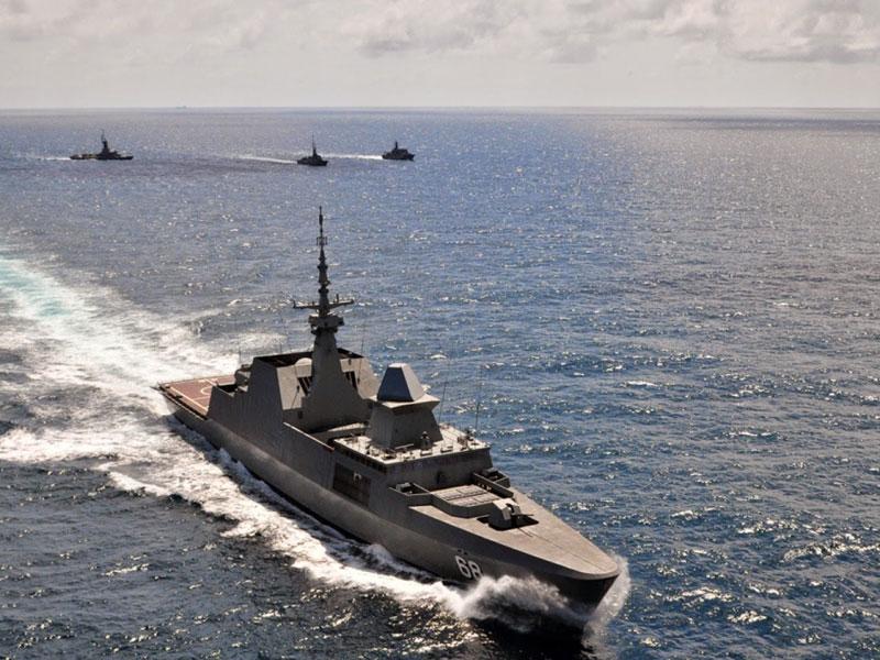 Exelis Naval, Undersea Capabilities at IMDEX Asia 2015