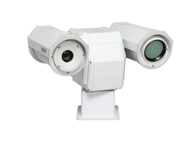 FLIR Launches New Pan/Tilt Thermal Security Camera