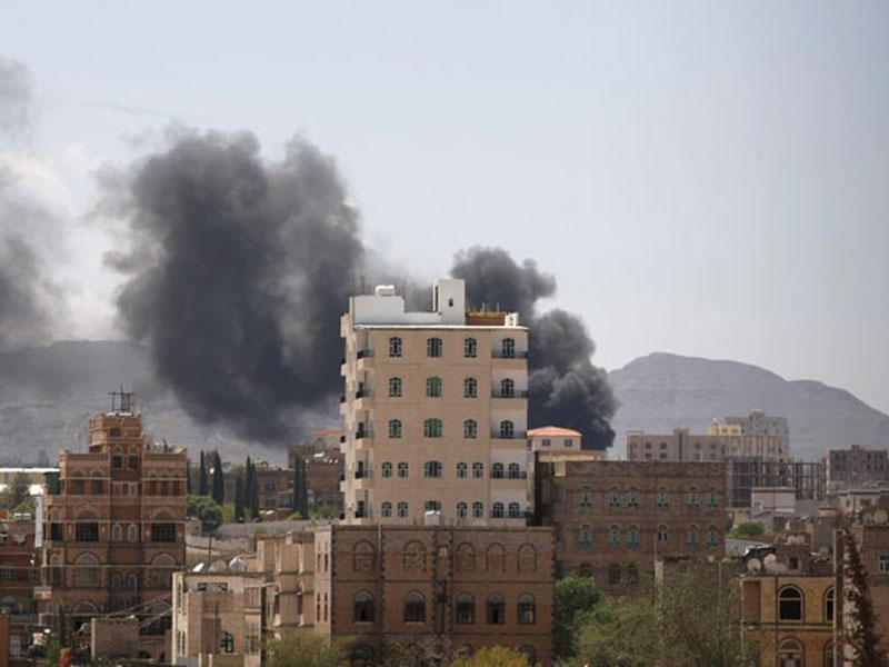 """Gulf States Slam Houthi """"Coup d'Etat"""" in Yemen"""