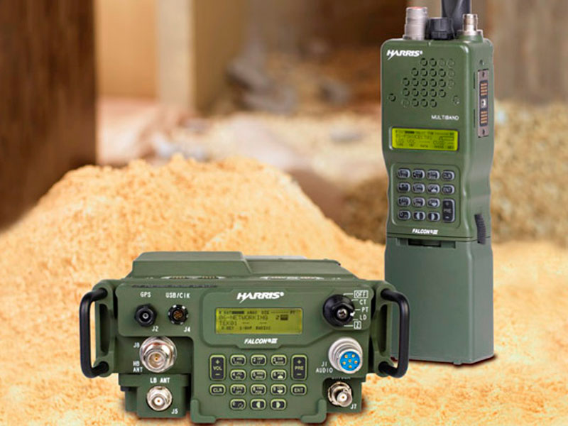 Harris Wins International Order for Falcon Tactical Radios