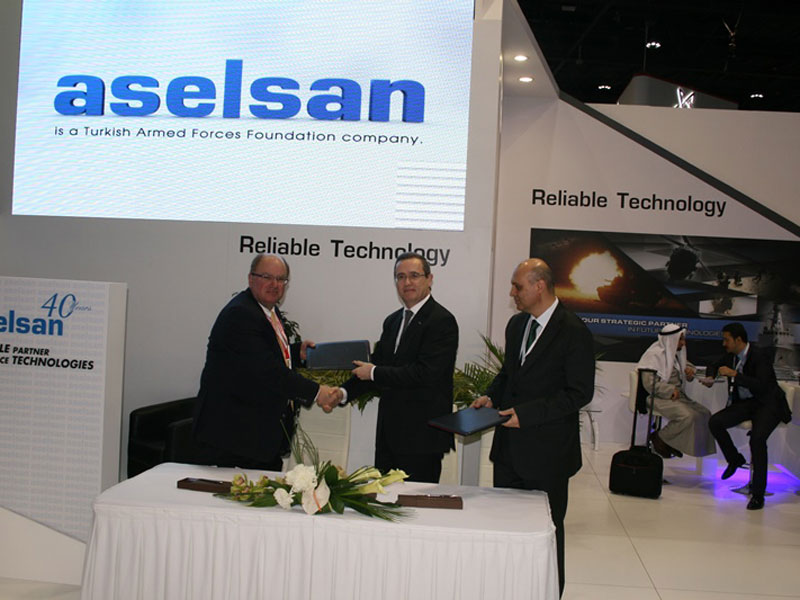 Honeywell, Aselsan Agree to Initiate Collaboration
