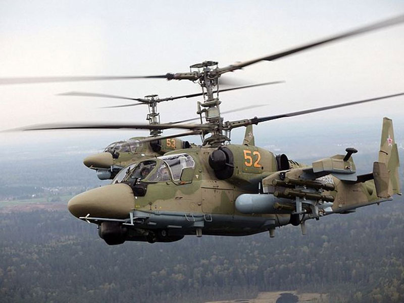 India, China, Iraq Largest Importers of Russian Weapons