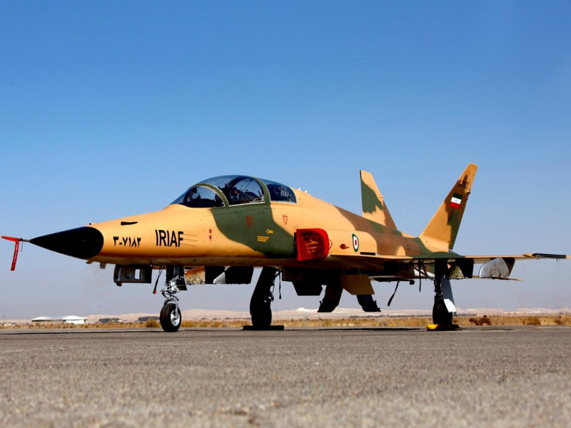Iranian DM: Air Force Equipped With Saeqeh 2 Fighter Jets