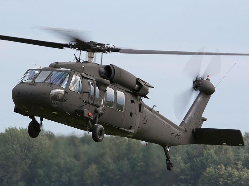 Jordan Requests UH-60M VIP Blackhawk Helicopter