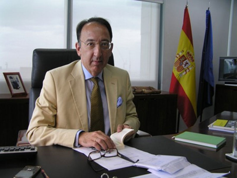Jorge Domecq Takes Office as EDA Chief Executive