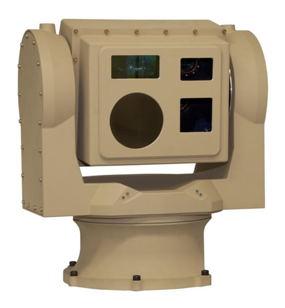 L-3 WESCAM Launches MX-GCS Sighting System