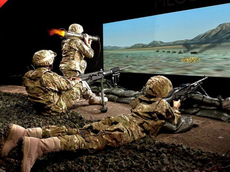 Meggitt Training Systems Wins Canadian Contract