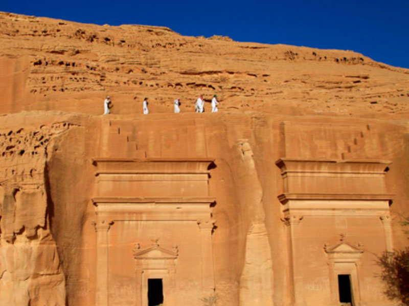 Police Security Force Proposed to Protect Saudi Heritage