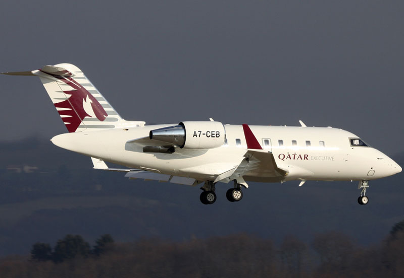 Qatar Airways' Executive Jet Division Posts Solid Growth
