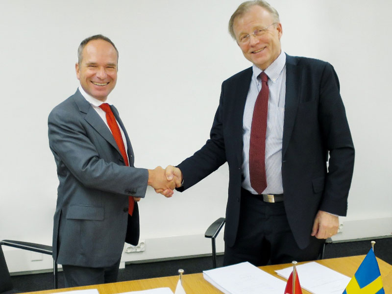 RUAG Completes Acquisition of Patria's Space Business
