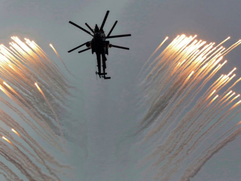 Russia Developing High-Speed Combat Helicopter