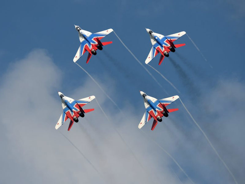 Russia to Demo All Military Aircraft at MAKS Air Show