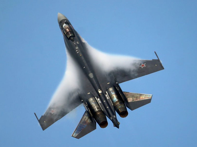 Russian Defense Ministry to Sign Major Deal for Su-35 Jets