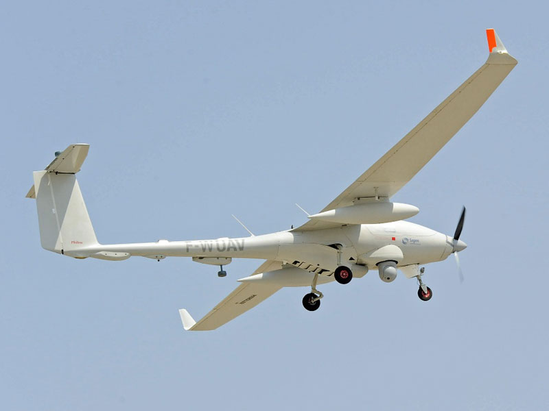 Sagem, Egypt's AOI-Aircraft Factory to Collaborate on Drones