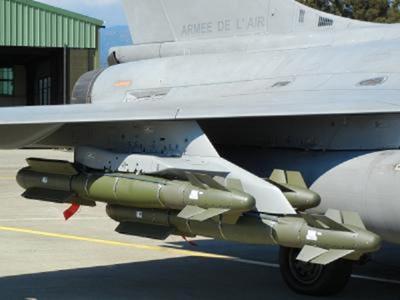 Sagem to Supply AASM Hammer Missiles to Egypt's Rafale