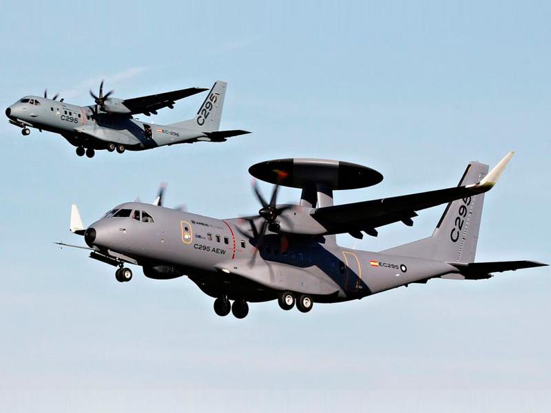 Saudi Arabia Orders Four Airbus C295W Aircraft