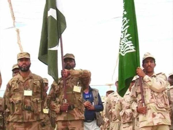 Saudi Arabia, Pakistan Start Military Drill on Yemen Border