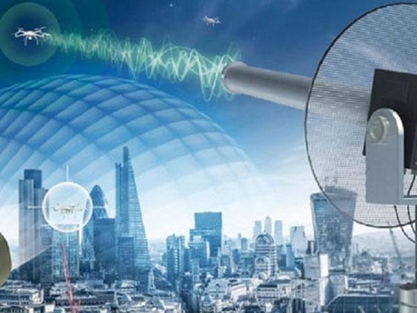 Selex ES Launches Falcon Shield Counter-UAV System