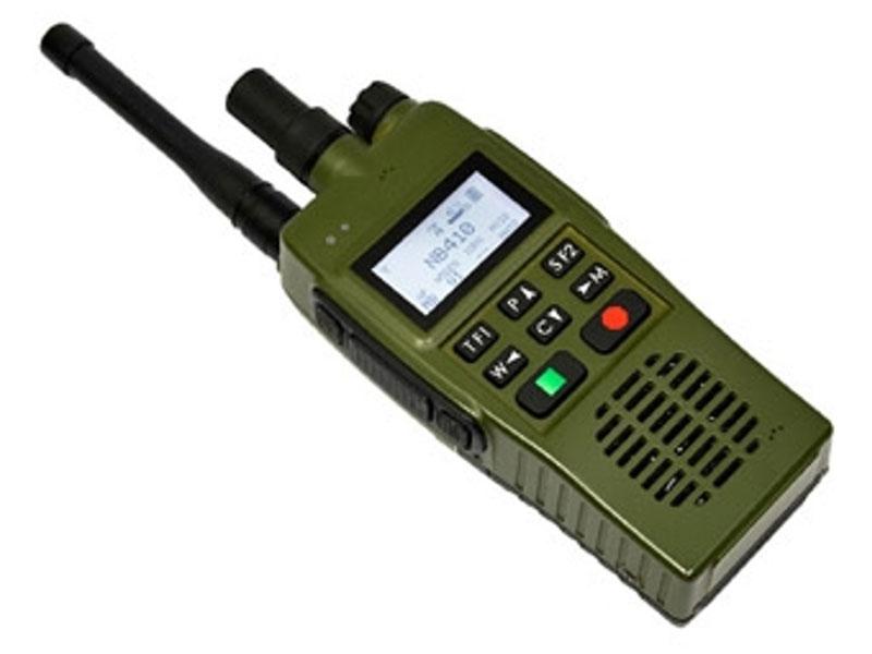 Selex ES Unveils its Smallest, Lightest Software-Defined Radio