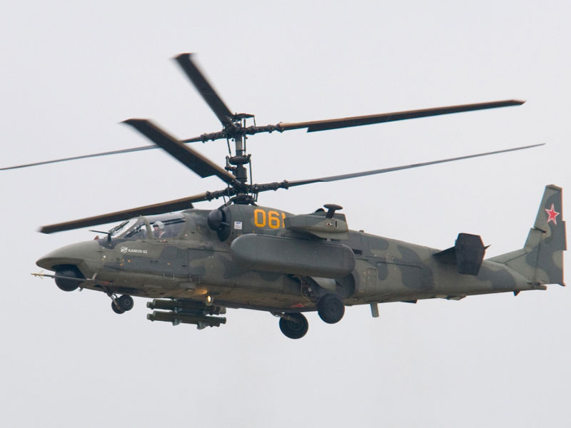 """Source: """"Egypt Orders 50 Russian Alligator Helicopters"""""""
