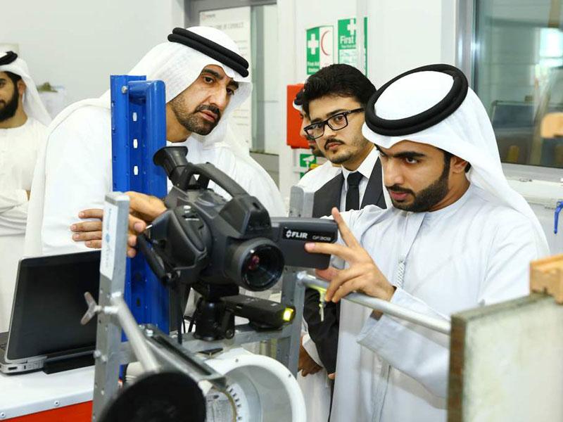 Strata, Masdar Institute Unveil Prototype to Test Aerospace Structures