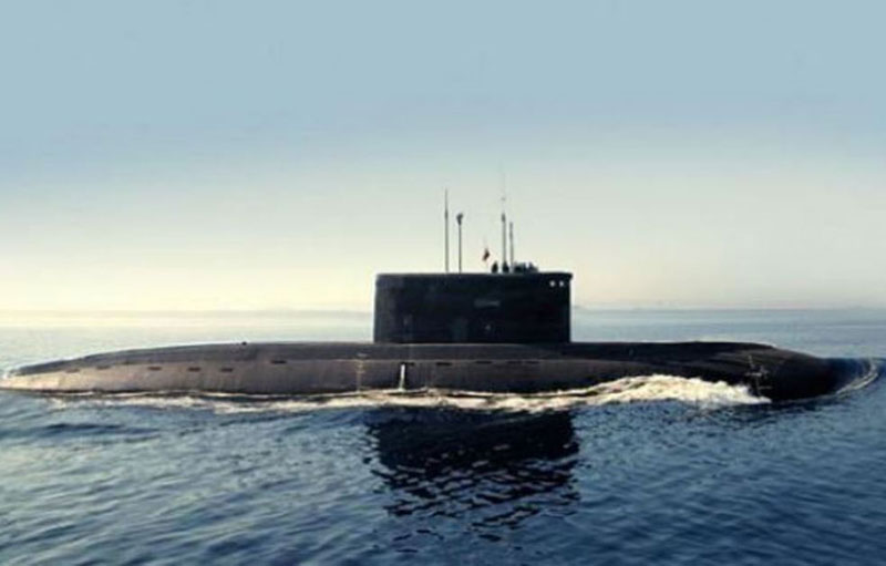 Two Stealth Submarines to Join Russian Black Sea Fleet