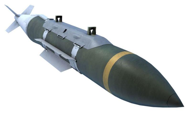 UAE Requests GBU-31 and GBU-12 Guided Bomb Units