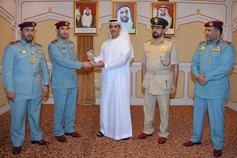 UAE to Host GCC Police Force Headquarters in Abu Dhabi