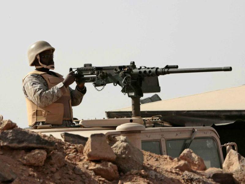 Vanguards of Saudi National Guard Arrive in Najran