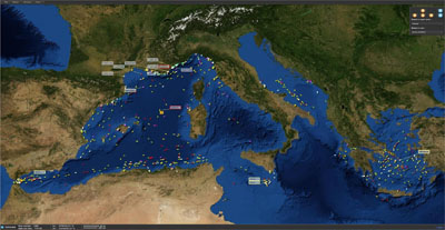 DCNS Wins EU Funding for Maritime Safety R&D