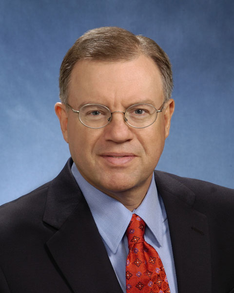 Harris Corp. Chairman and Chief Executive Howard Lance. Credit: Harris Corp. photo