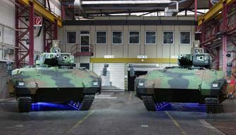 New PUMA Infantry Fighting Vehicle
