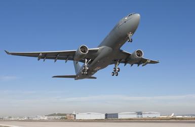 Second Airbus Tanker Makes Maiden Flight