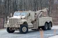 US Orders 250 Navistar MRAP