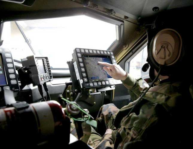 Thales Launches Digipack for Connecting Vehicles on the Battlefield