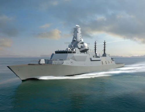 Thales to Equip 3 Royal Navy Warships With Anti-Sub Sonars