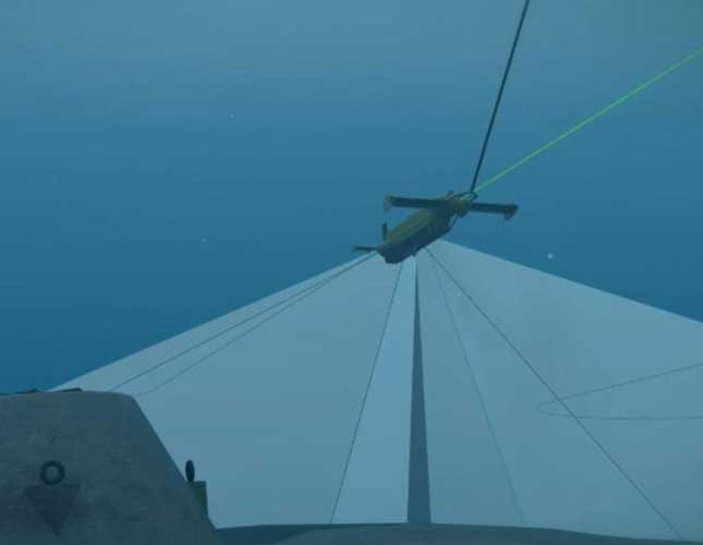 Thales' Pathmaster Unmanned Mine Countermeasures System