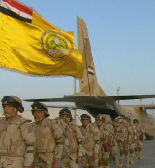 "UAE, Egypt Launch ""Zayed 2"" Joint Military Exercise"