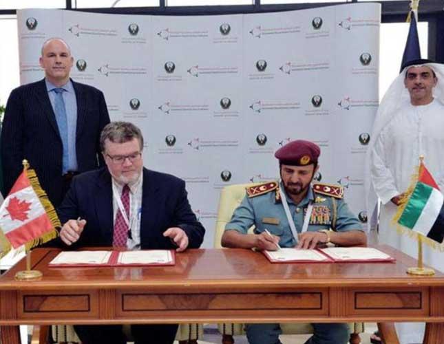 UAE Interior Ministry, Nova Scotia to Share Services