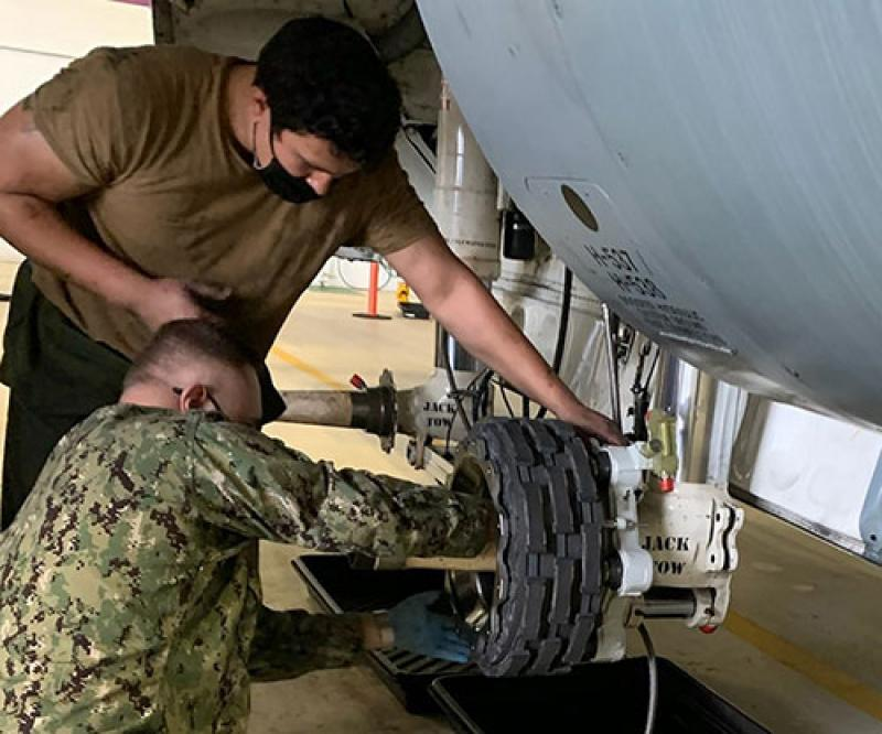 Collins Aerospace Upgrades US Navy C-130 Fleet