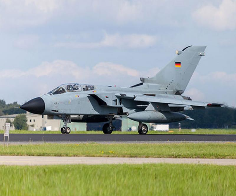 HENSOLDT Modernizes German Air Force's IFF Systems