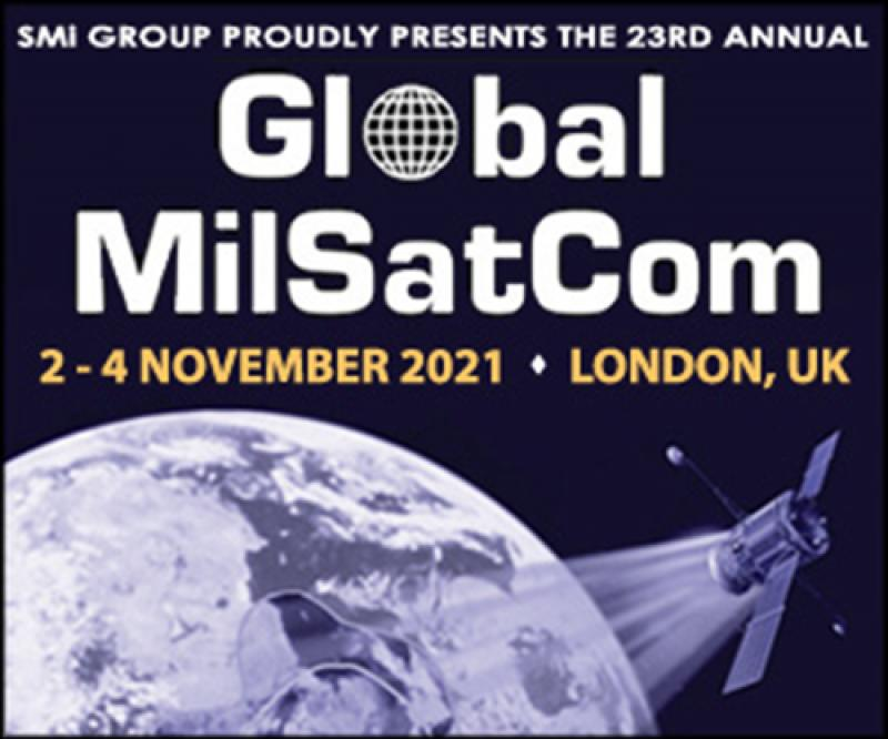 UK to Host 23rd Global MilSatCom Conference & Exhibition